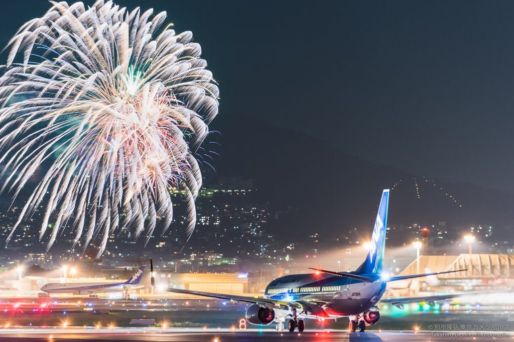 fireworks-airplane