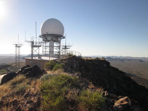 ARSR航空路監視レーダー